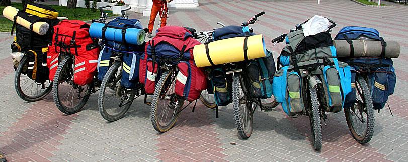 Рюкзак для велопоходов своими руками школьные рюкзаки купить в россии