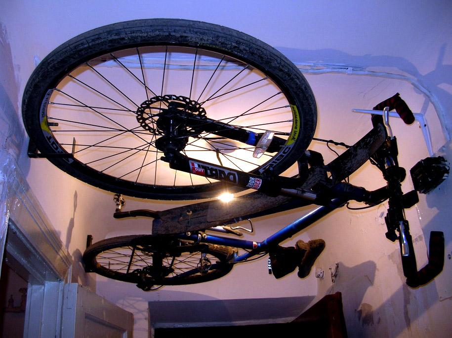 Велотурист уфа - хранение велосипеда зимой.